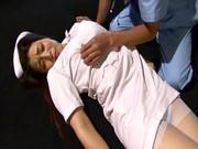 หนัง PORN AV เย็ดหีพยาบาลแม้งนมโตเกินไปปวะ จับเลียแม่งสะเลยหัวนมชมพูแถมหีเนียนอีกตังหาก