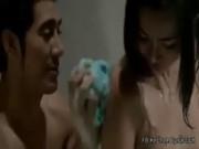หนังXน้องเนสจากฮ่องกง ดังจนออกนอกประเทศไป ลงอ่างอาบน้ำบีบนมเขียหัวนมจนเสียวเงี่ยน