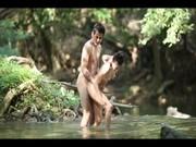 มโนราน้อยใจเด็ดคลิป xxx หนังโป๊ไทย HD สมัยปี 2005 เย็ดหีกันที่น้ำตกเจ็ดสาวน้อย ปิดป่าถ่ายทำหนังอาร์ทโคตรเด็ด
