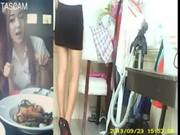 โดนแอบถ่าย คาชุดพร้อมลายแทง หน้าตาสวยสุดๆ คุ้มค่ามากถ้าได้ดูเธอคนนี้ คาชุดnisit xxx girl