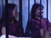 สาวเด็ดติดคุกคดีค้ายาบ้า โดนผู้คุมขังเป็นตำรวจเย็ดหีเพราะแก้ผ้ากลางแจ้งอาบน้ำ เหมือนยั่วsexyร่านหีใส่ตำรวจ