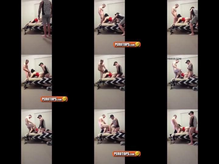 ตั้งกล้องแอบถ่ายตอนชวนเพื่อนมาเย็ดเพื่อนตัวเองรุมเย็ดแม่งสะเลย เงี่ยนดีนักนี่ xxx sex
