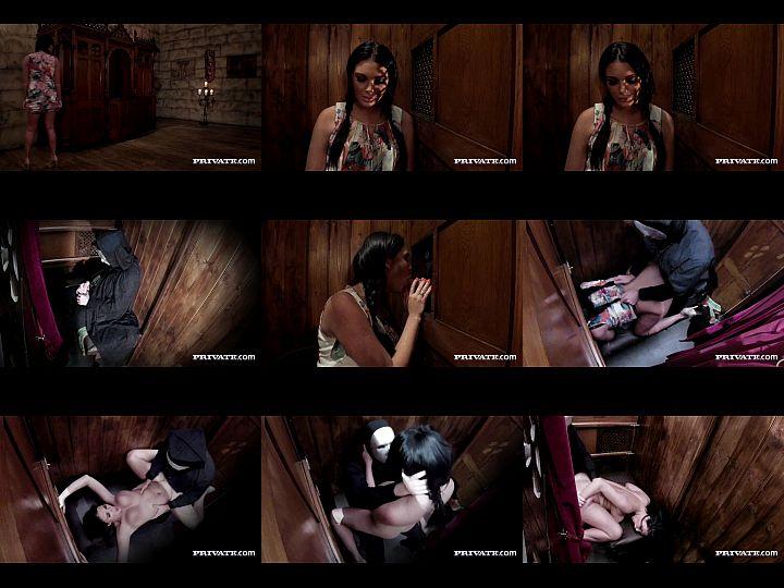 หนังโป๊ฝรั่ง porn ro89 เย็ดกับผีในโบสถ์ เสียวจริงแอบเย็ดกันในสถานที่ศาสนา บาปหนักนะครับ