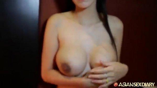 Pang Bad porn สาวสวยพริตตี้ไทยแท้ๆ ขายหีให้ฝรั่ง ชื่อในเฟส ภคกุล กะลำพัก โคตรเด็ดนมโต Asian sex diary